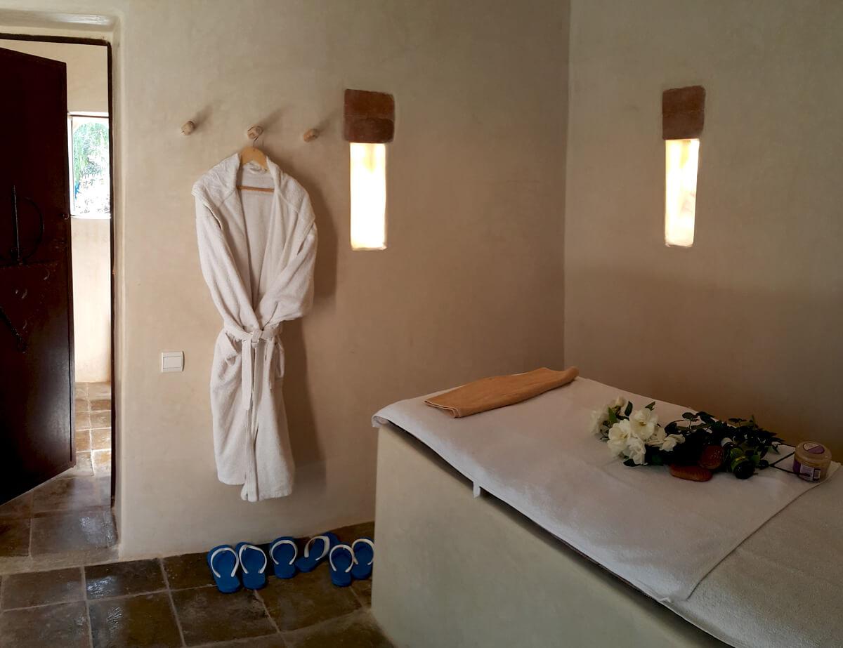 Hammam Massages Les Trois Paons