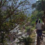 Excursion dans une vallée